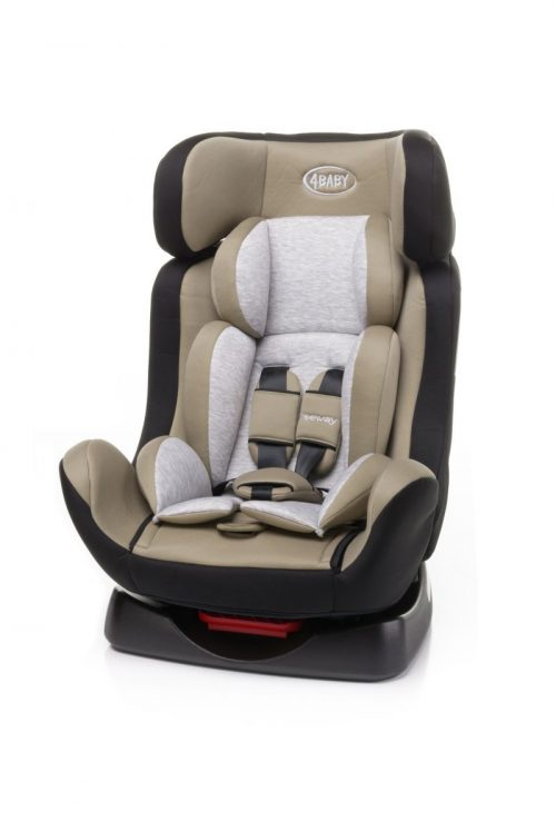 4BABY FREEWAY 0-25kg Bērnu autosēdeklis BEIGE