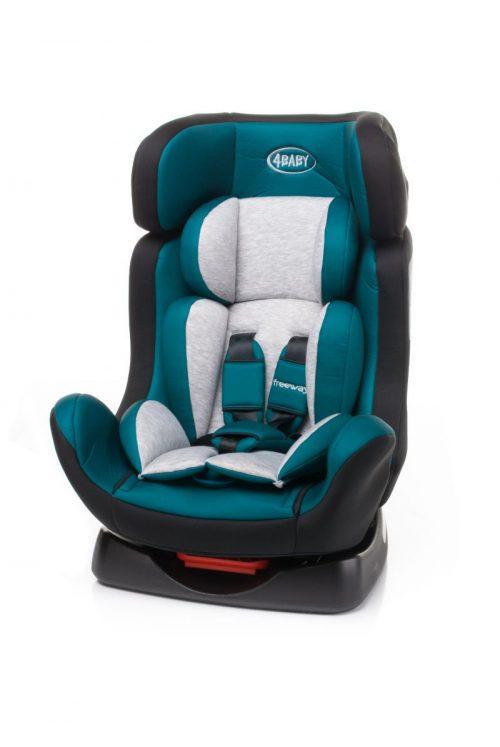 4BABY FREEWAY 0-25kg Bērnu autosēdeklis TURKUS