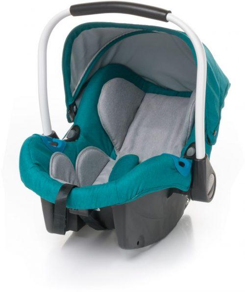 4BABY GALAX 0-13kg Bērnu autosēdeklis DARK TURKUS
