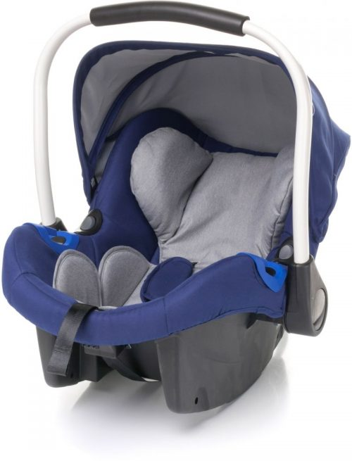4BABY GALAX 0-13kg Bērnu autosēdeklis NAVY BLUE