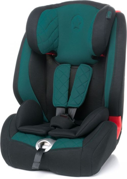 4BABY STAR-FIX 9-36kg Bērnu autosēdeklis – DARK TURKUS