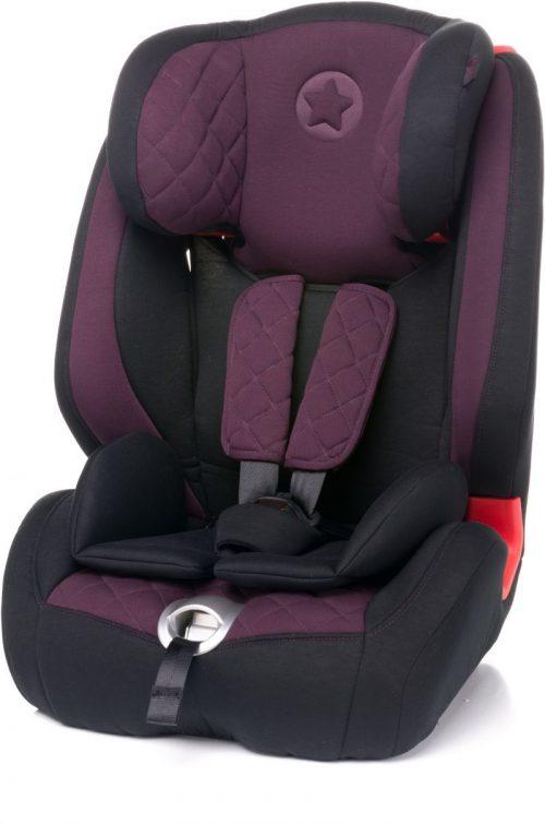4BABY STAR-FIX 9-36kg Bērnu autosēdeklis – PURPLE