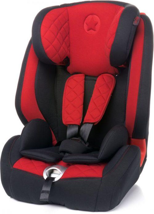 4BABY STAR-FIX 9-36kg Bērnu autosēdeklis – RED