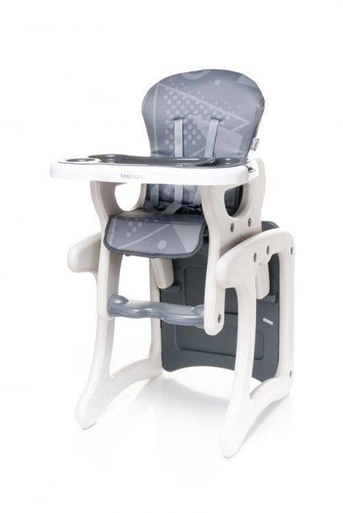 4BABY barošanas krēsls- transformers FASHION GREY