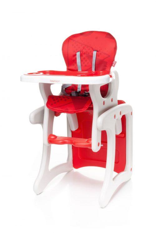 4BABY barošanas krēsls- transformers FASHION RED