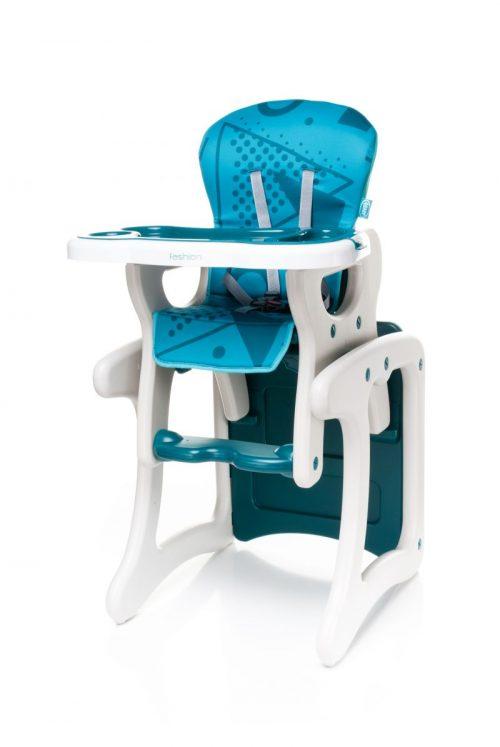4BABY barošanas krēsls- transformers FASHION TURKUS