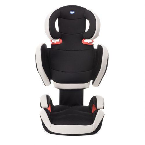 CHICCO Autokrēsls KEY 2-3 Elegance (melns) 15- 36 kg