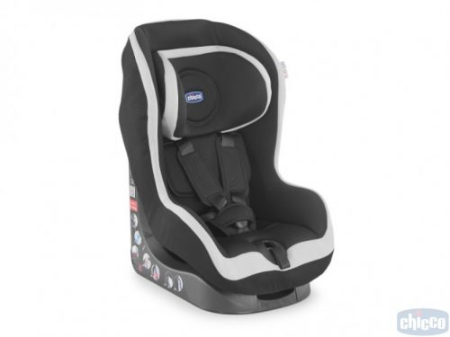 Chicco Autokrēsls Go-One (GR.1), COAL, 9-18kg