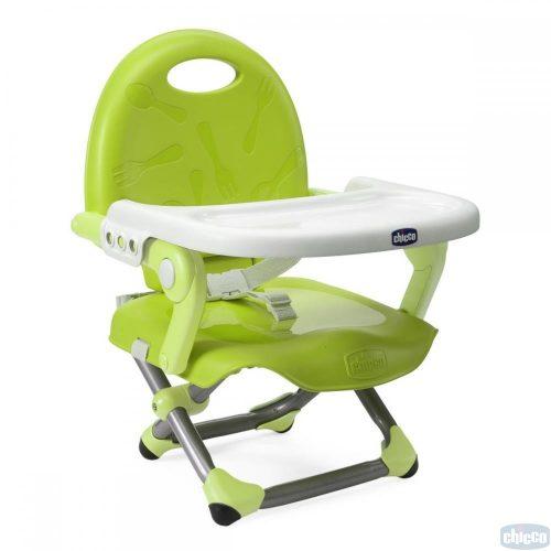 Chicco Barošanas krēsls Pocket snack, Lime