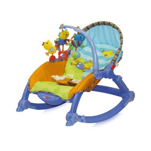 LORELLI 63500 Šūpuļkrēsls – BLUE