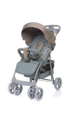 4BABY GUIDO pastaigu rati – BROWN