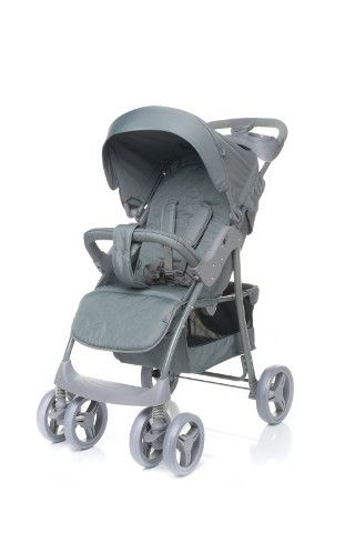 4BABY GUIDO pastaigu rati – GREY