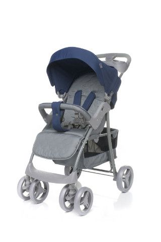 4BABY GUIDO pastaigu rati – NAVY BLUE