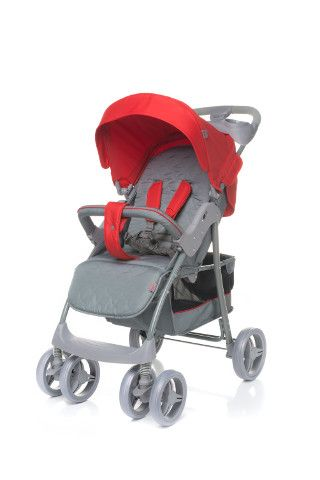 4BABY GUIDO pastaigu rati –  RED