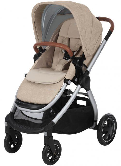 Maxi-Cosi ADORRA bērnu ratiņi,nomad sand