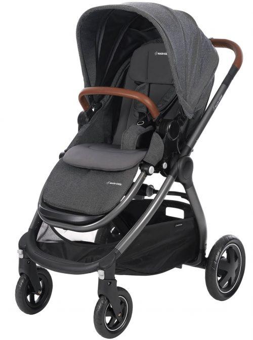Maxi-Cosi ADORRA bērnu ratiņi,sparkling grey