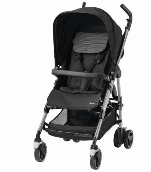 Maxi-Cosi DANA bērnu ratiņi nomad black