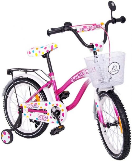 Ritenis Tomabike Exclusive 18 pink/white