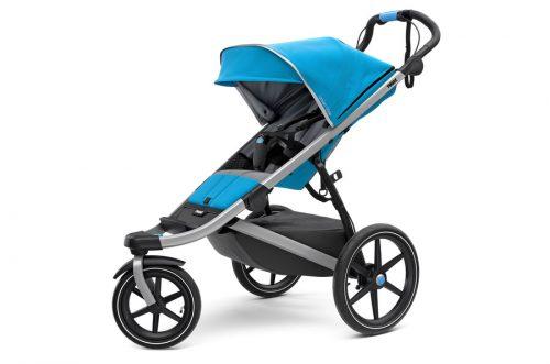 Bērnu rati Thule Urban Glide2 Thule Blue
