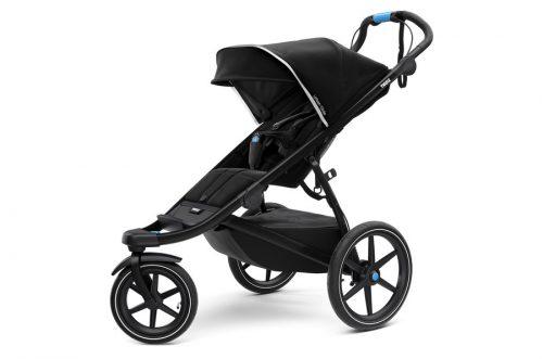 Bērnu rati Thule  Urban Glide2 BlackOnBlack