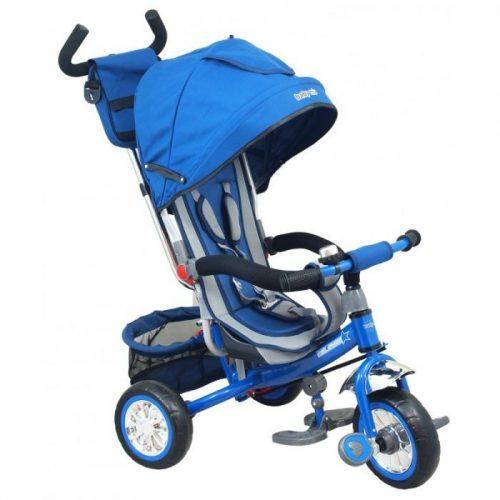 BABY MIX Bērnu trīsritenis ET-B37-5 – BLUE