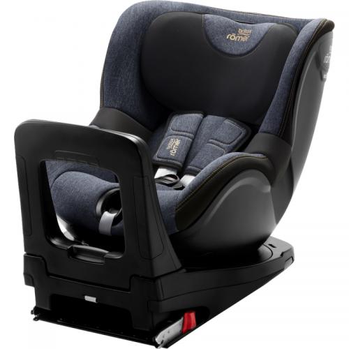 BRITAX autokrēsls DUALFIX i-SIZE BR Blue Marble ZS SB, 2000026909 9-18kg