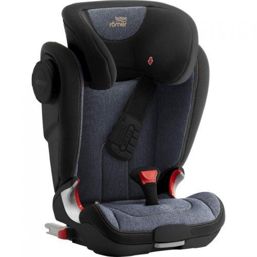 BRITAX autokrēsls KIDFIX II XP SICT BR BLACK SERIES Blue Marble ZS SB, 2000027884