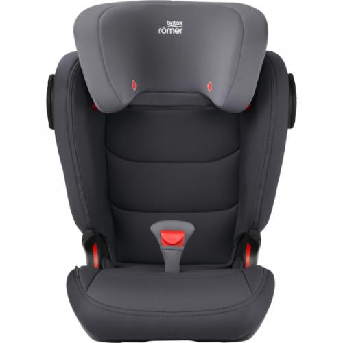 BRITAX autokrēsls KIDFIX III M Storm grey 2000030986