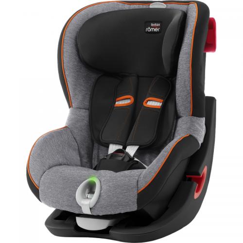 BRITAX bērnu autokrēsls King Ii LS Black Marble BLS 2000025268