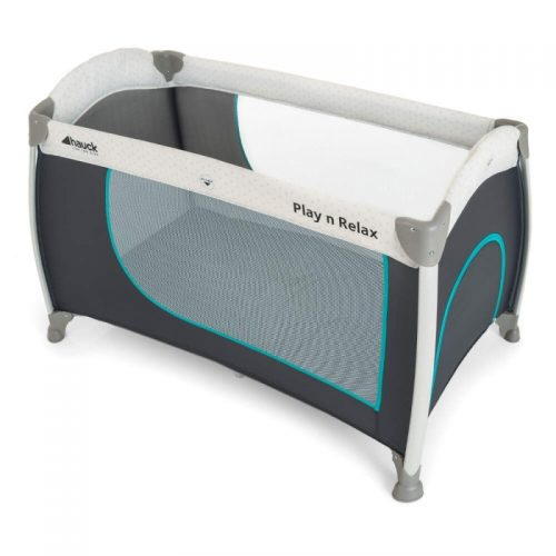 HAUCK gultiņa-manēža Play N Relax Hearts 600016
