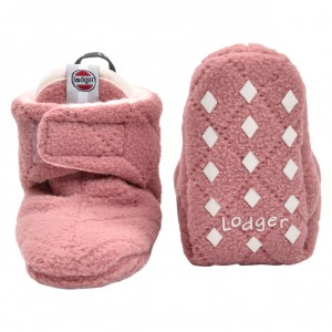 LODGER SLIPPER SCANDINAVIAN FLEECE ČĪBIŅAS, 3-6 MĒN., PLUSH, 9 CM (ARTIKULS: SL 583_3-6)