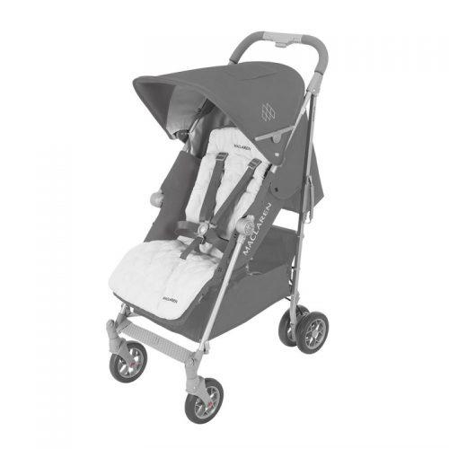 MACLAREN Sport ratini Techno XLR Charcoal/Silver