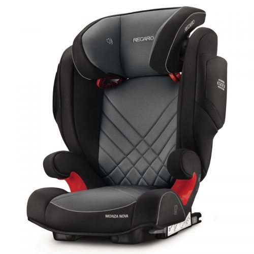 RECARO autokrēsls Monza Nova 2 Seatfix Carbon Black