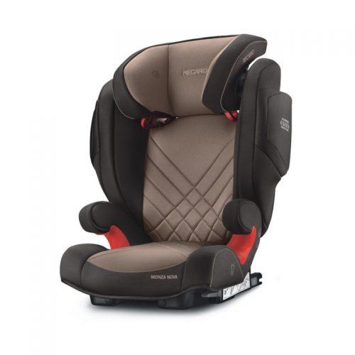 RECARO autokrēsls Monza Nova 2 Seatfix Dakar Sand