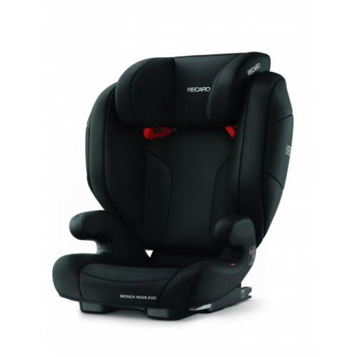 RECARO autokrēsls Monza Nova Evo Seatfix Performance Black