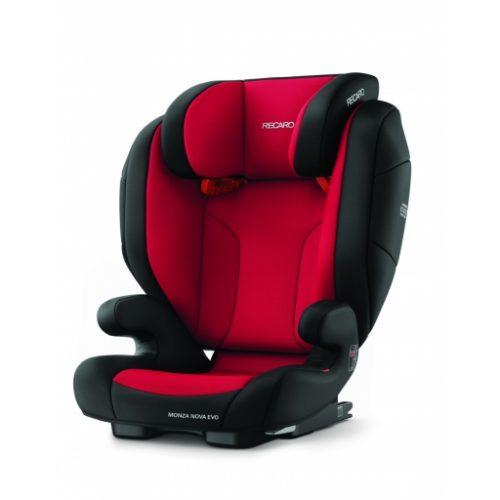 RECARO autokrēsls Monza Nova Evo Seatfix Racing Red