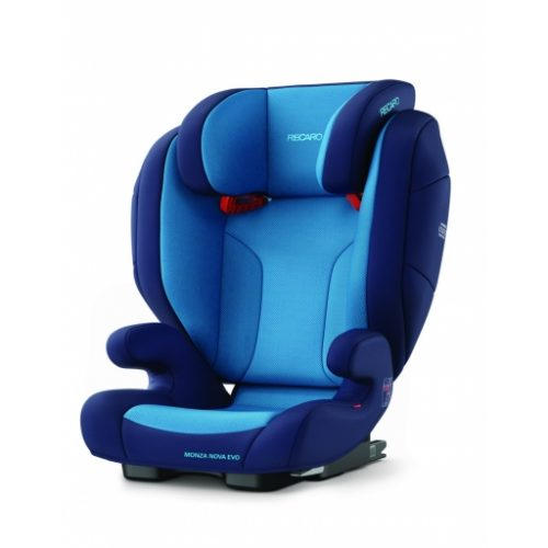RECARO autokrēsls Monza Nova Evo Seatfix Xenon Blue