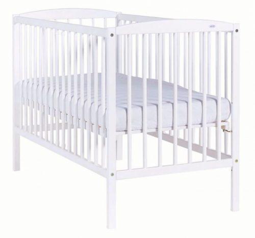 DREWEX KUBA bērnu gulta 120×60, balta