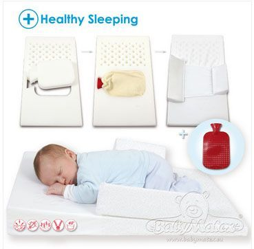 Baby Matex matracis ar termosu jaundzimušajam