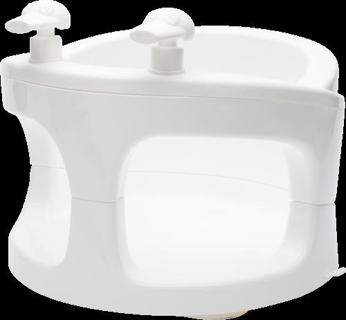 Bath ring vannas krēsliņš,white BEBEJOU