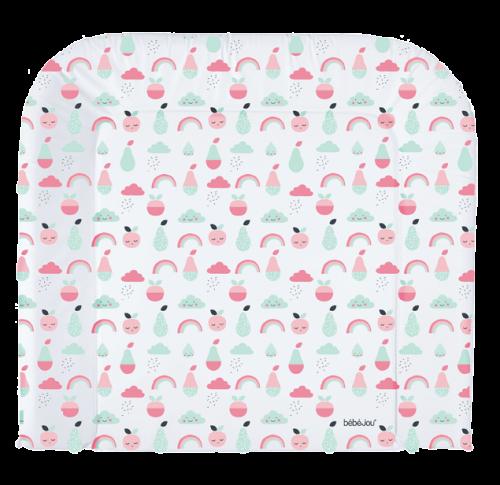 Bebejou pārtinamais matracis,blush baby 72x77x7cm