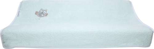 Bebejou pārvalks pārtinamajam matracim,owl family 72x44x10 cm