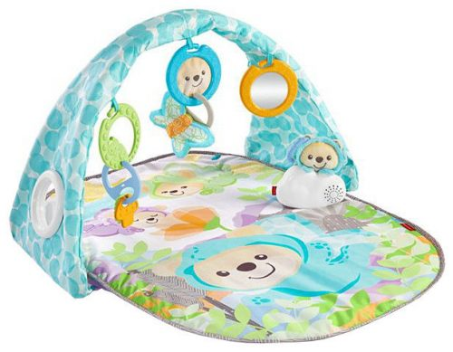 FISHER PRICE BUTTERFLY DREAMS MUSICAL PLAYTIME