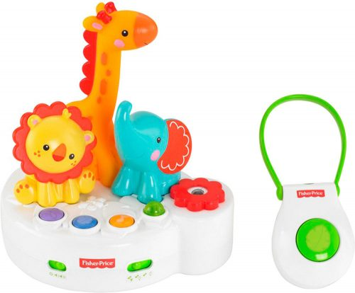 FISHER PRICE RAINFOREST FRIENDS PROJECTION SOOTHER