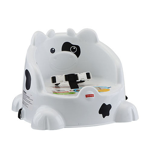 FISHER PRICE TABLE TIME  BABY BOOSTER – COW