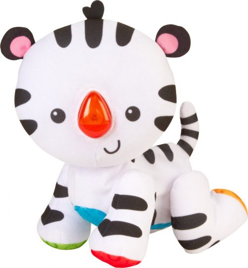 FISHER PRICE TOUCH & CRAWL TIGER