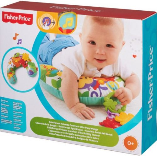 FISHER PRICE rotaļu pakaviņš COMFORT VIBE PLAY WEDGE