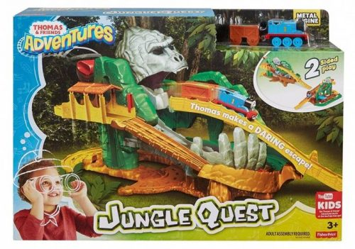 Thomas & Friends dzelzceļš Adventure Thomas Jungle Quest