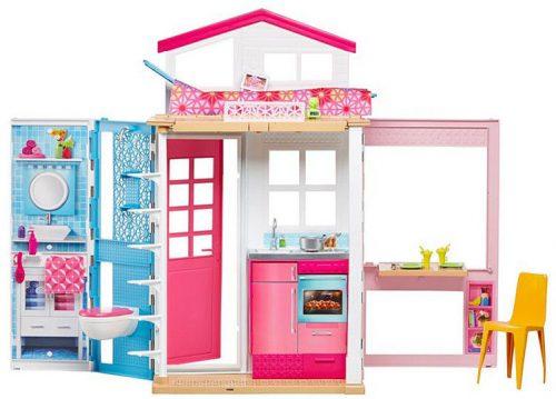 MATTEL BARBIE 2-STORY HOUSE