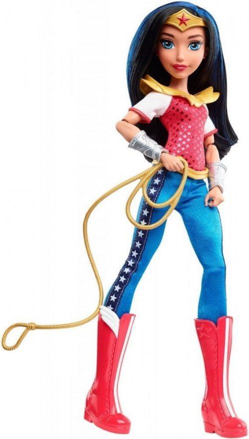 MATTEL lelle DC SUPER HERO GIRLS WONDER WOMAN
